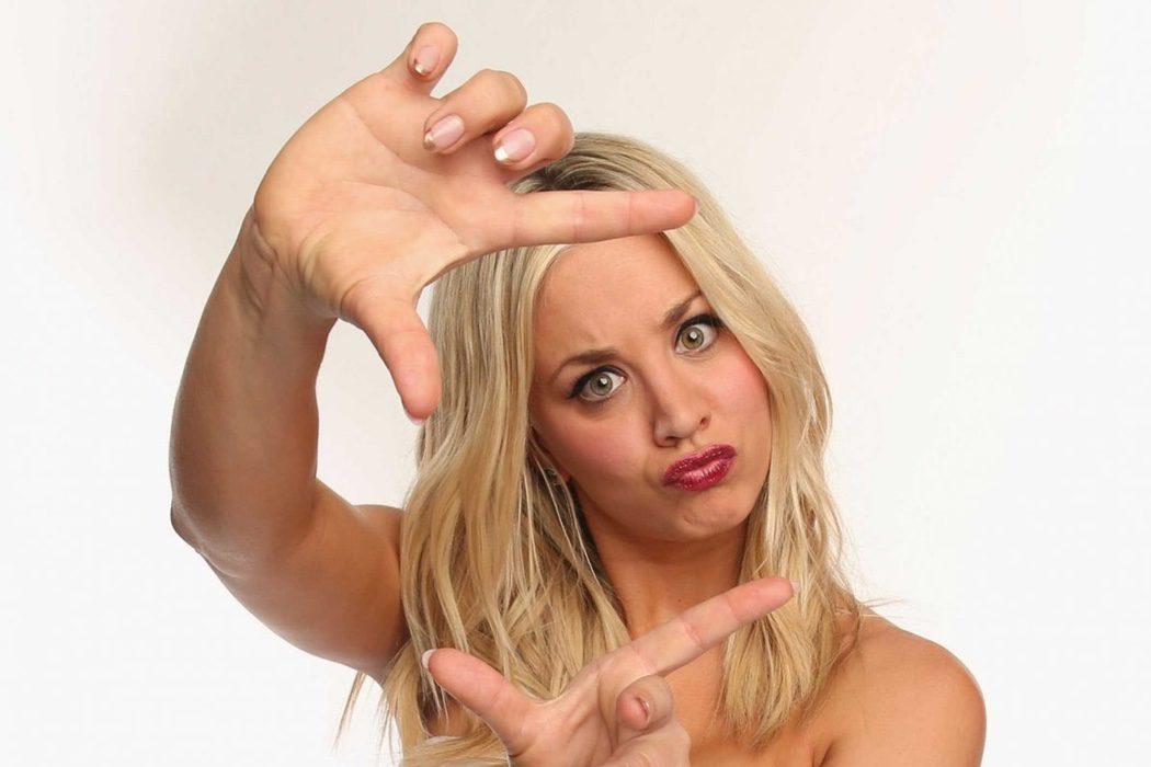 Kaley Cuoco-Sweeting por 'The Big Bang Theory'
