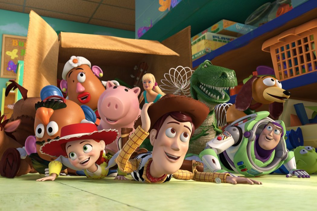 'Toy Story', el nacimiento de Pixar