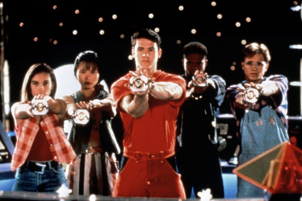 Locura por 'Power Rangers: La Película'