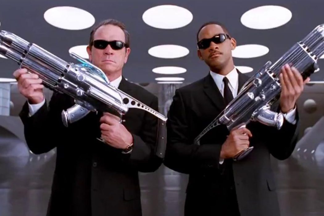 'Men in Black 2'