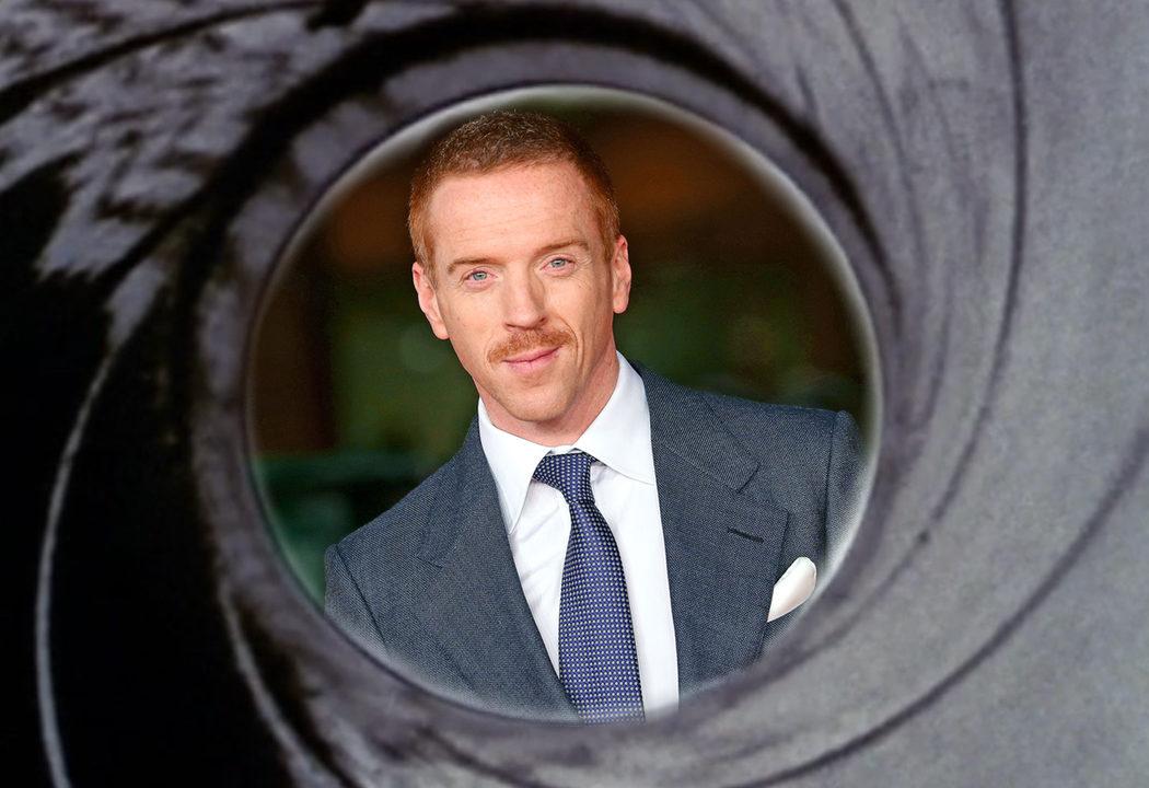 Damian Lewis, el Bond pelirrojo
