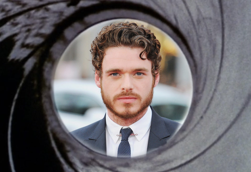 Richard Madden, el Bond primerizo