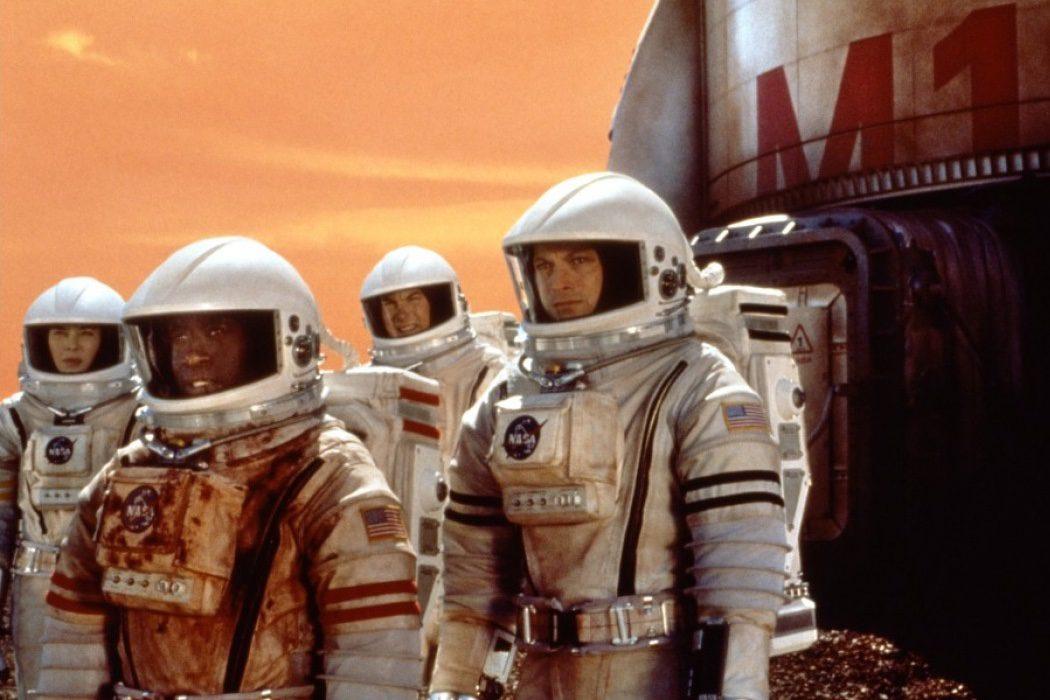 'Misión a Marte'