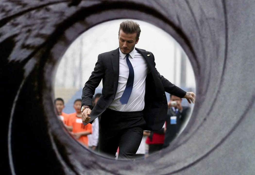 David Beckham, el Bond futbolista