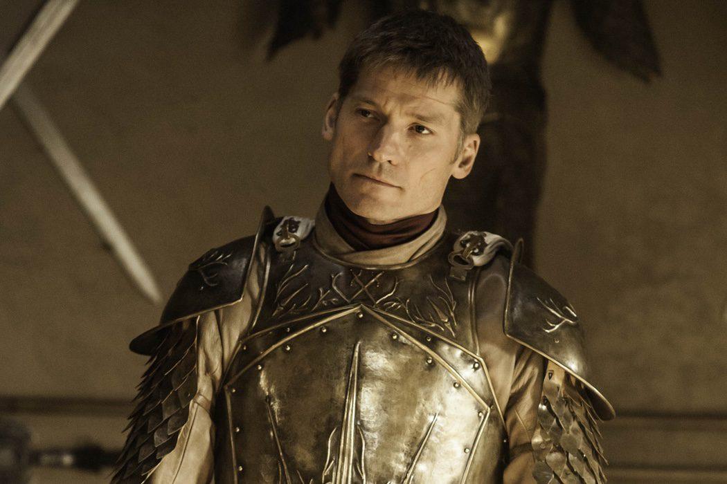 Jaime Lannister odia llevar armadura