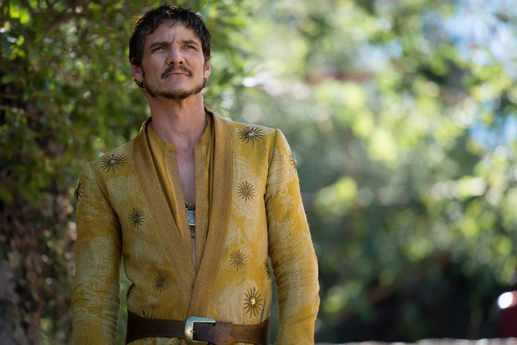 Oberyn Martell suena como el padre de Pedro Pascal