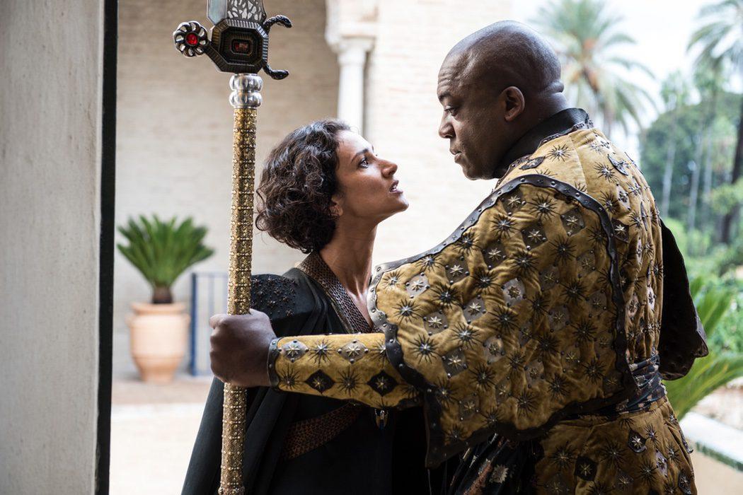 'Juego de Tronos' es más una compañía de teatro que una serie de televisión