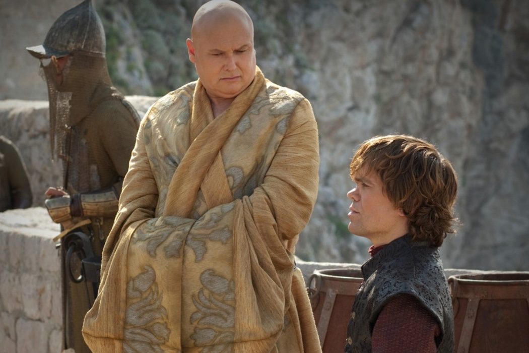 Tyrion y Varys son los graciosos del rodaje