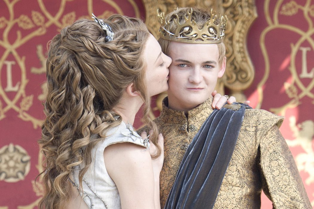 Joffrey murió en un parking en California