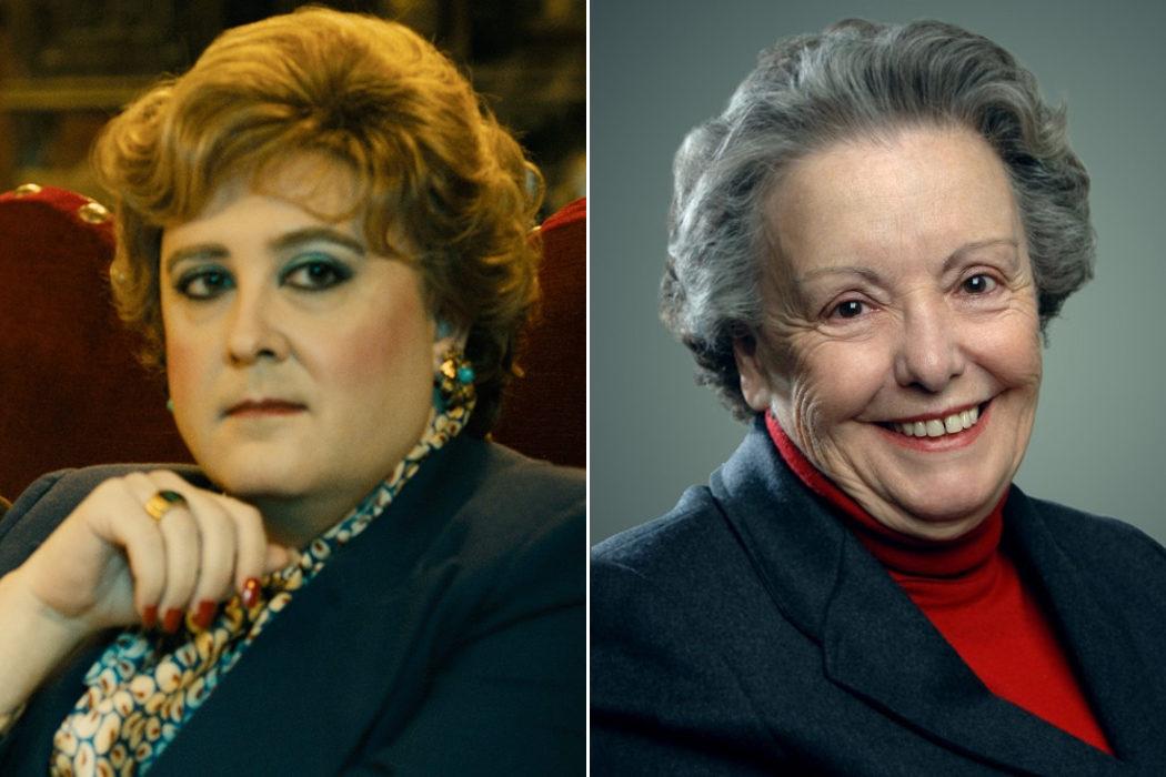 Carlos Areces sería Doña Herminia