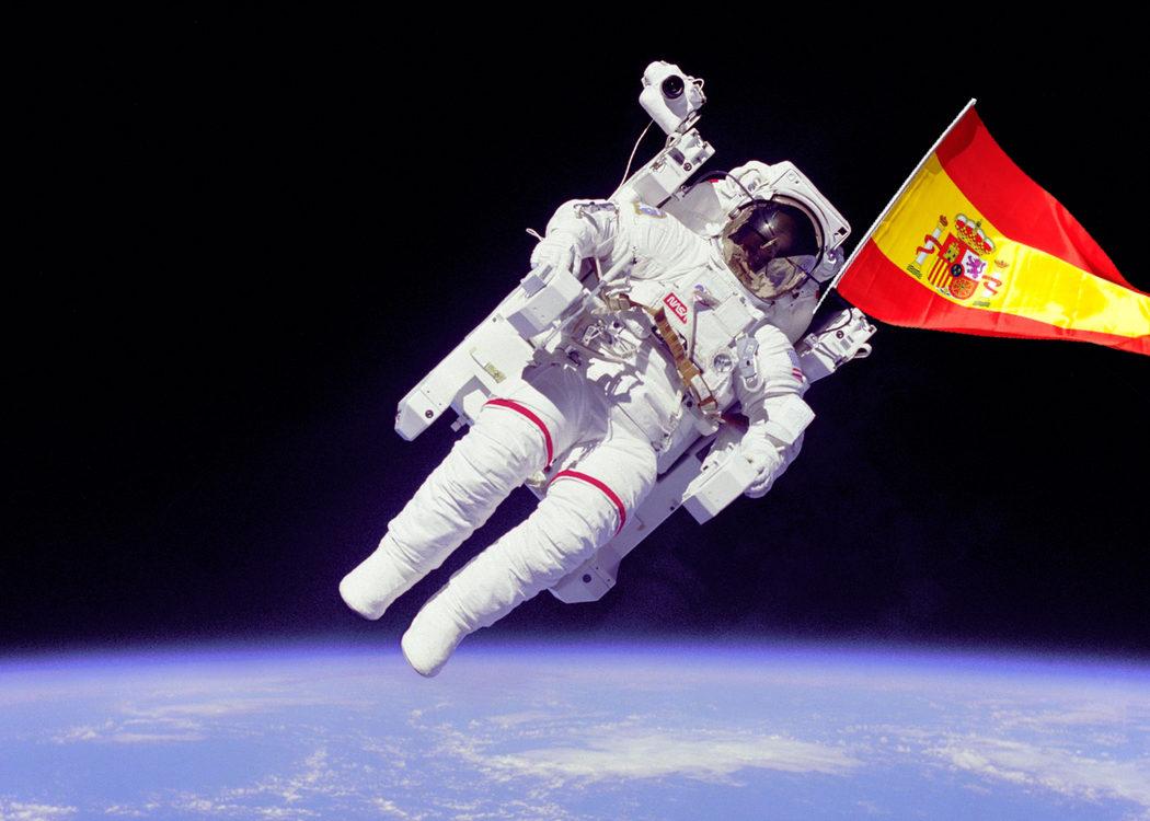 El último español en el espacio