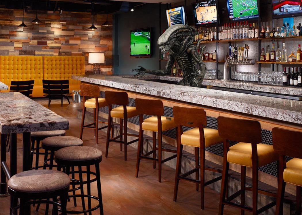 El bar de los jamones... humanos