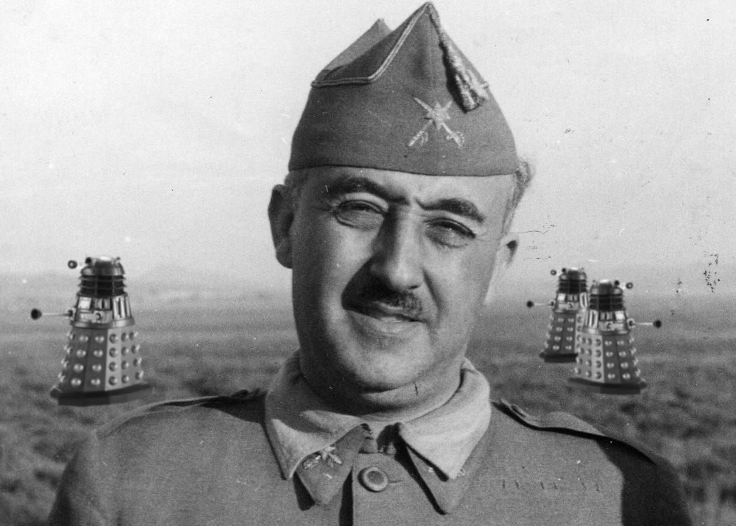 Franco y los Dalek (Parte 1)