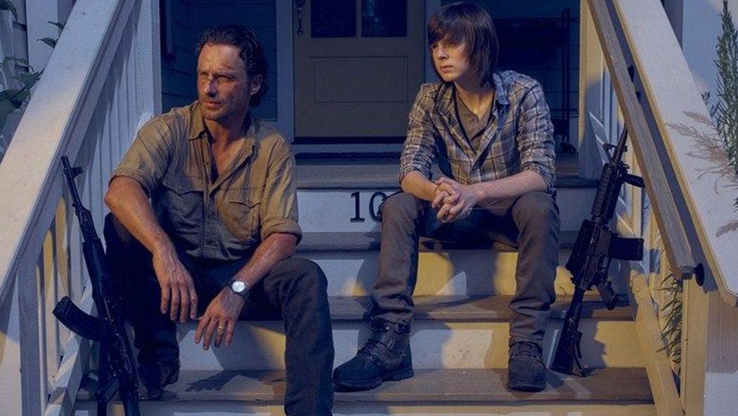 Rick y Carl
