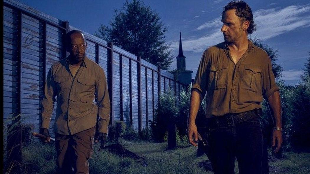 Rick y Morgan