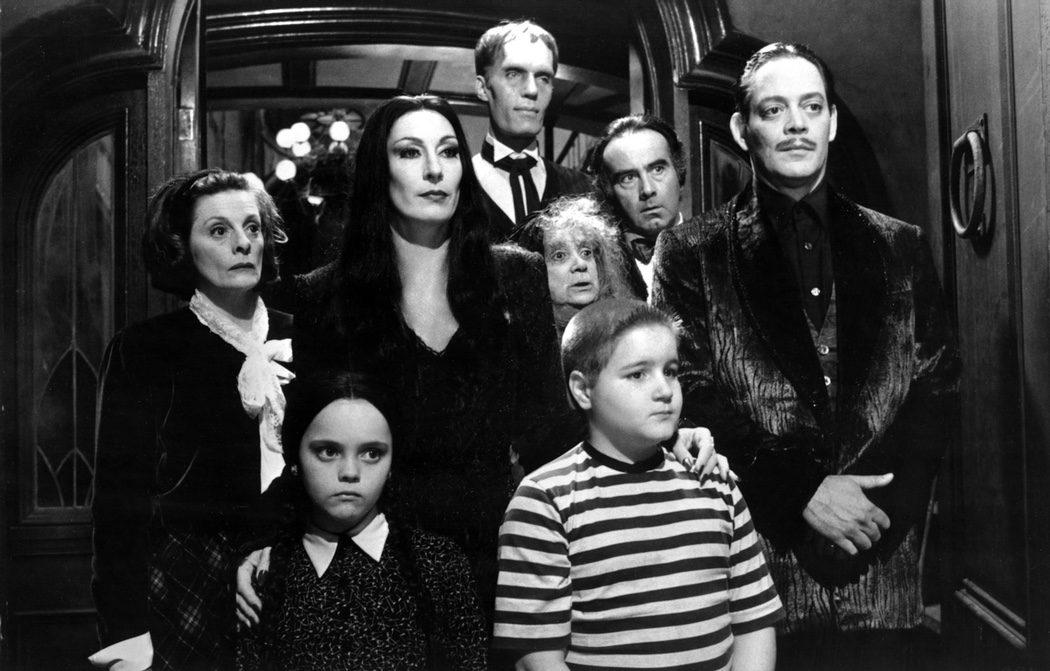 'La familia Addams': pasatiempo generacional