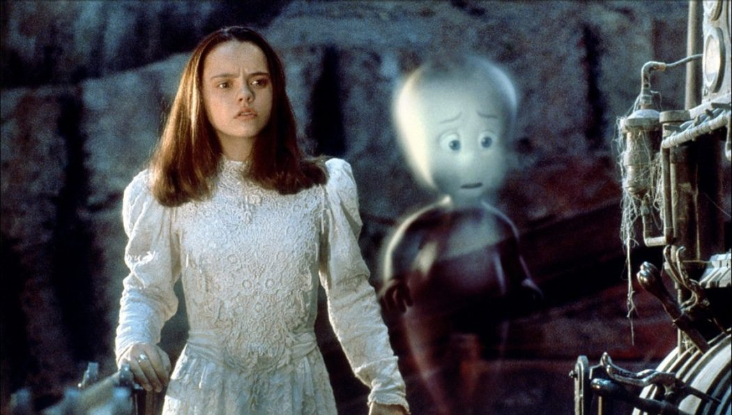 'Casper': fantasmas entrañables