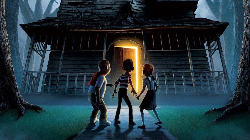 'Monster House': valentía animada