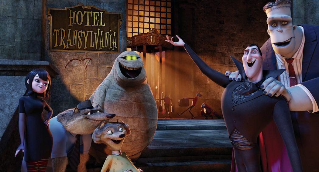 'Hotel Transilvania': conformes