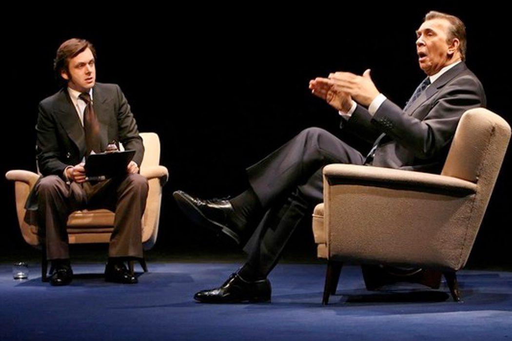 'El desafío: Frost contra Nixon'