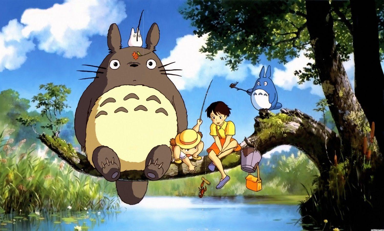'Mi vecino Totoro'
