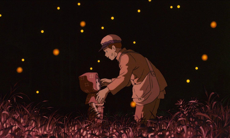 'La tumba de las luciérnagas'