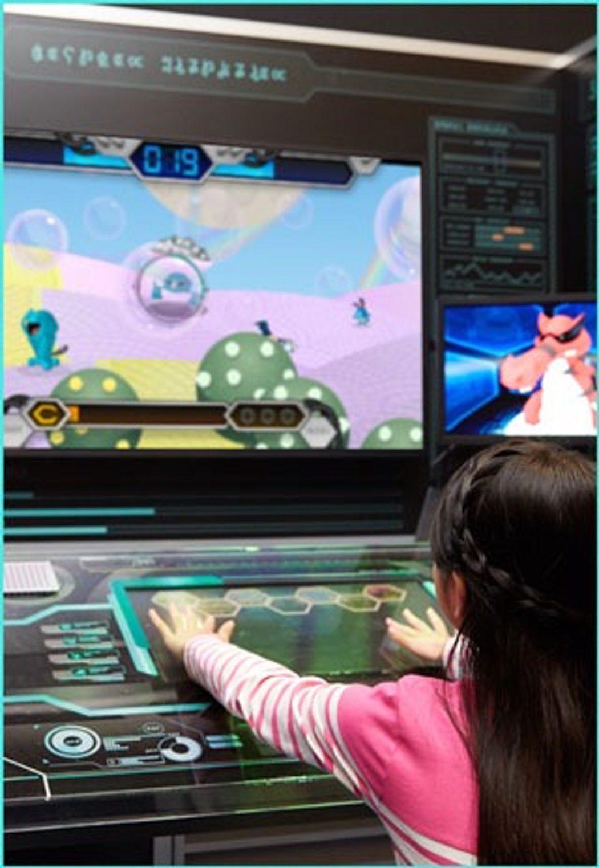 Panel de control para ejercitar a tu Pokémon