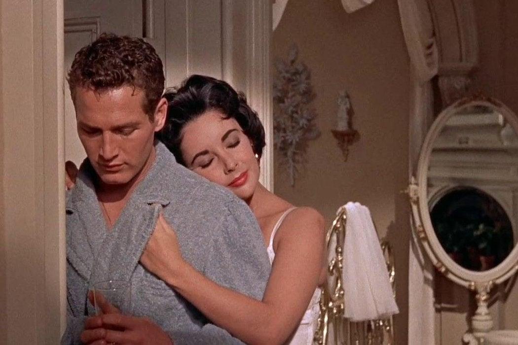 'La gata sobre el tejado de zinc' (1958)