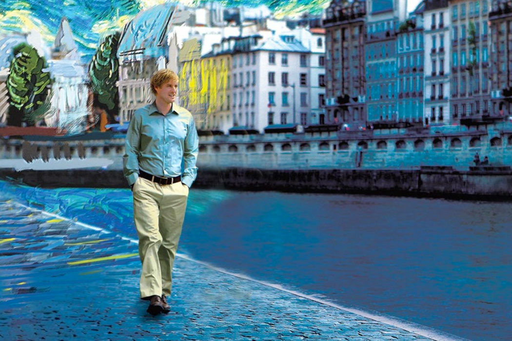 'Midnight in Paris'