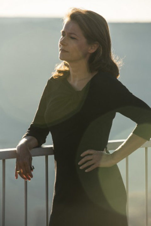 Sidse Babett Knudsen en 'Westworld'