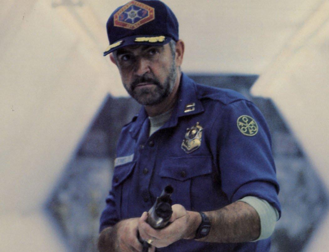 Sherif O'Niel en 'Atmósfera cero'
