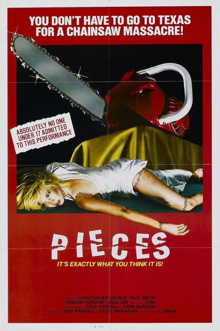 'Mil gritos tiene la noche' aka 'Pieces'