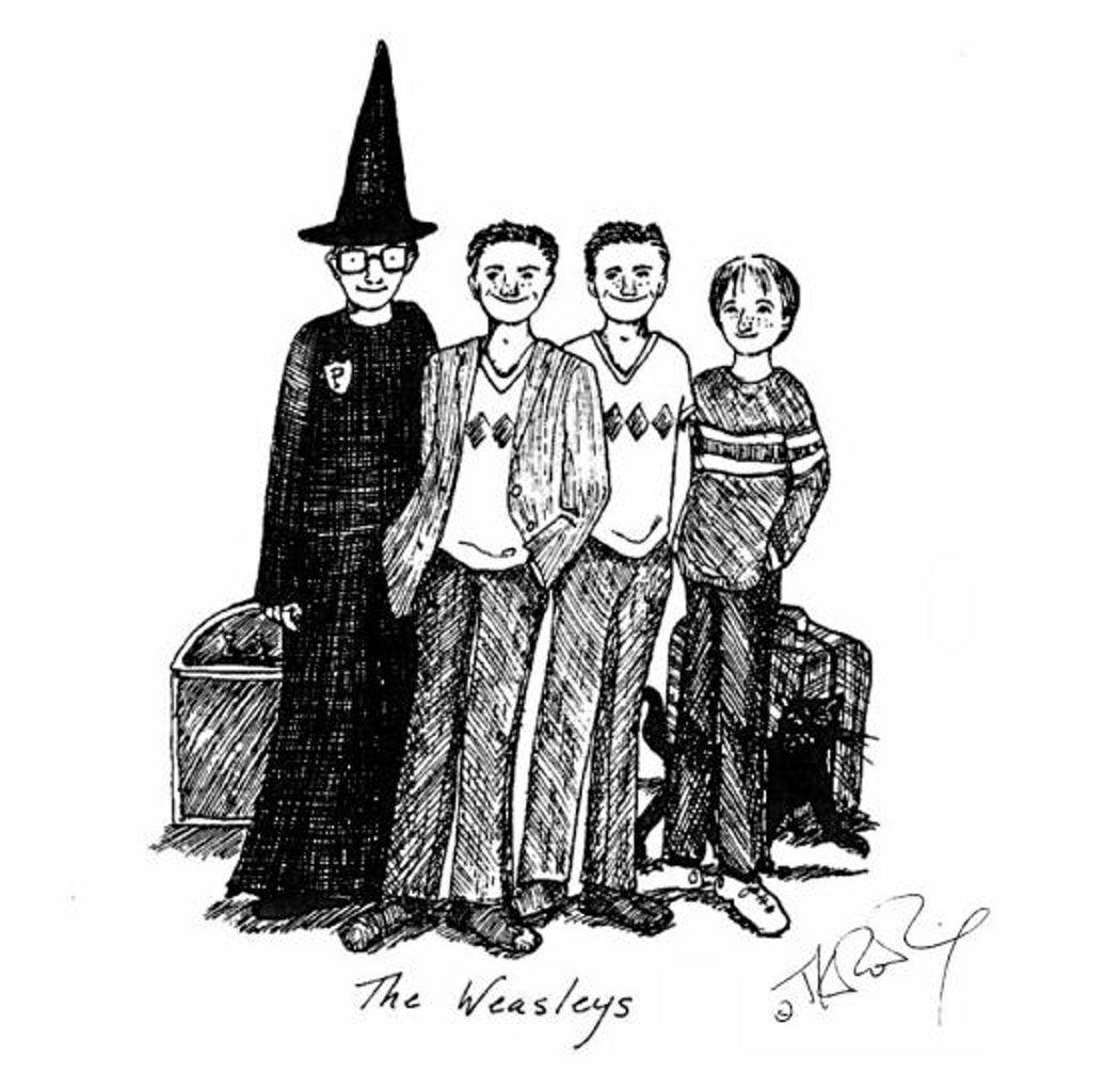 Los Weasley
