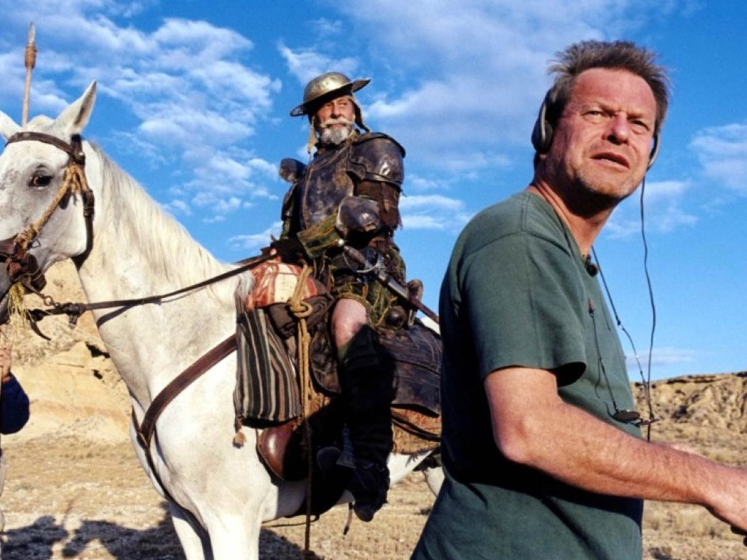 'El hombre que mató a Don Quijote' (¿?) ¿$?