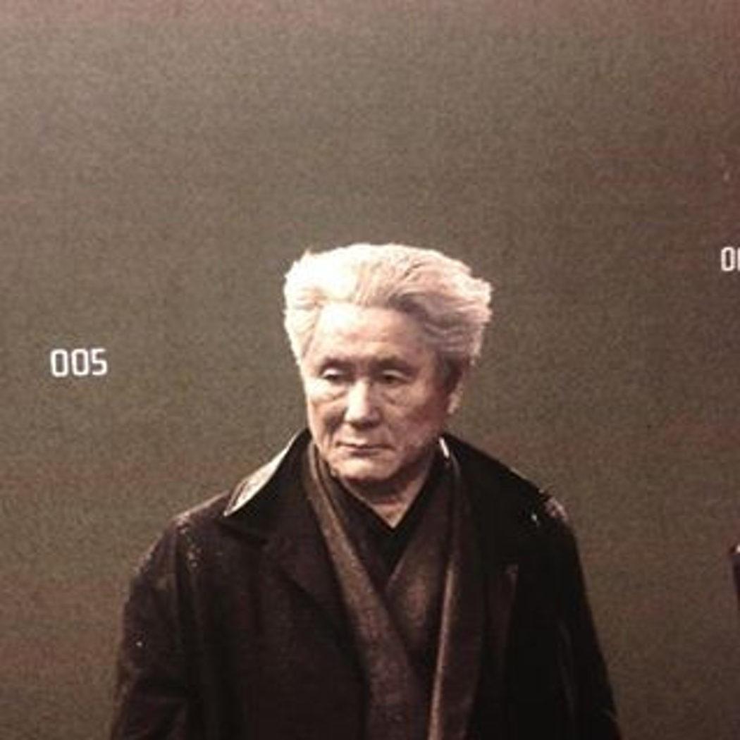 Takeshi Kitano como Aramaki