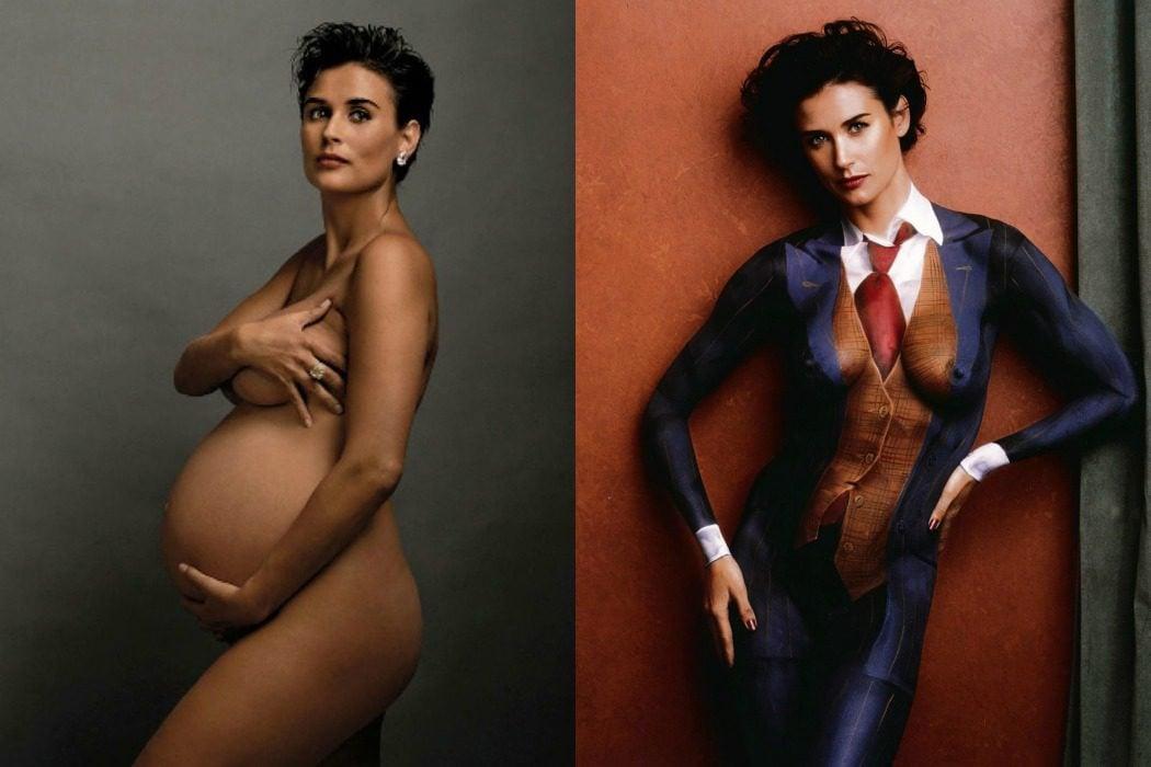 Las polémicas portadas con Vanity Fair