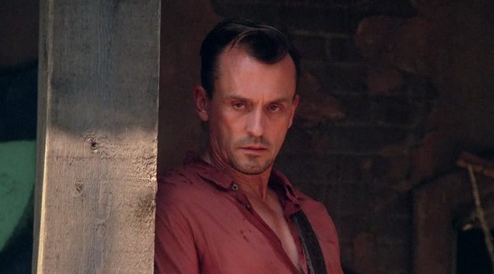 Robert Knepper (Theodore 'T-Bag' Bagwell)