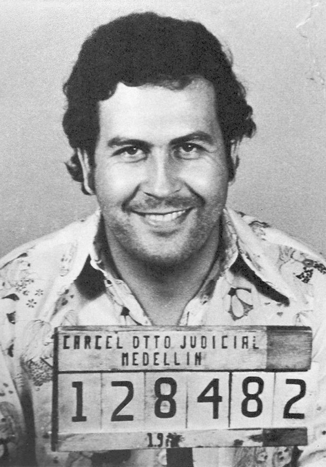Pablo Escobar entró en política
