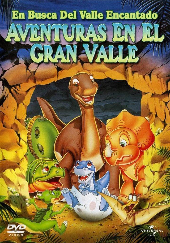 'En busca del Valle Encantado II. Aventuras en el Gran Valle'
