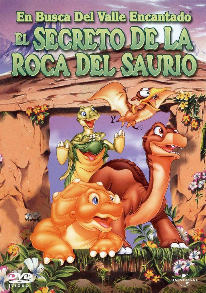 'En busca del Valle Encantado VI. El secreto de la Roca del Saurio'