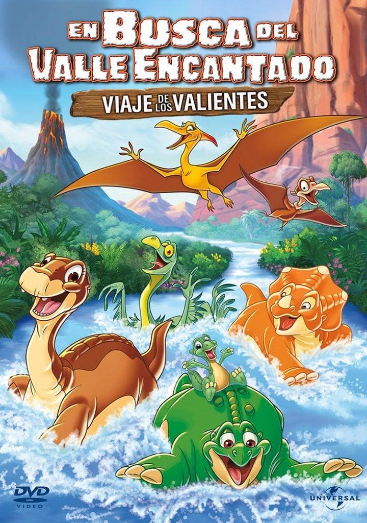 'En busca del Valle Encantado XIV. Viaje de los valientes'