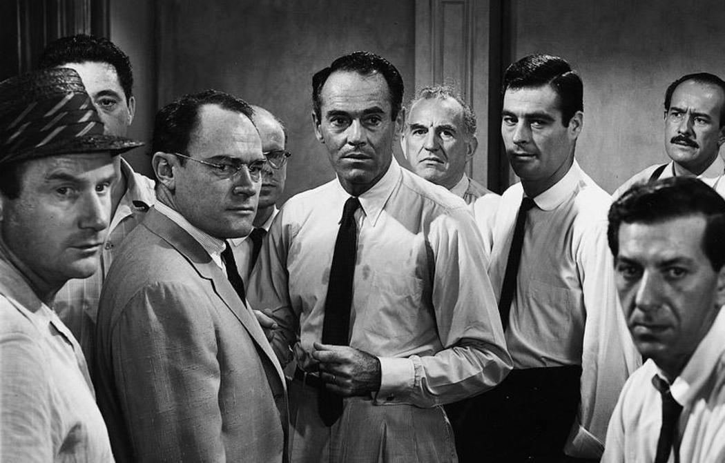 12 hombres sin piedad (Sidney Lumet, 1957)
