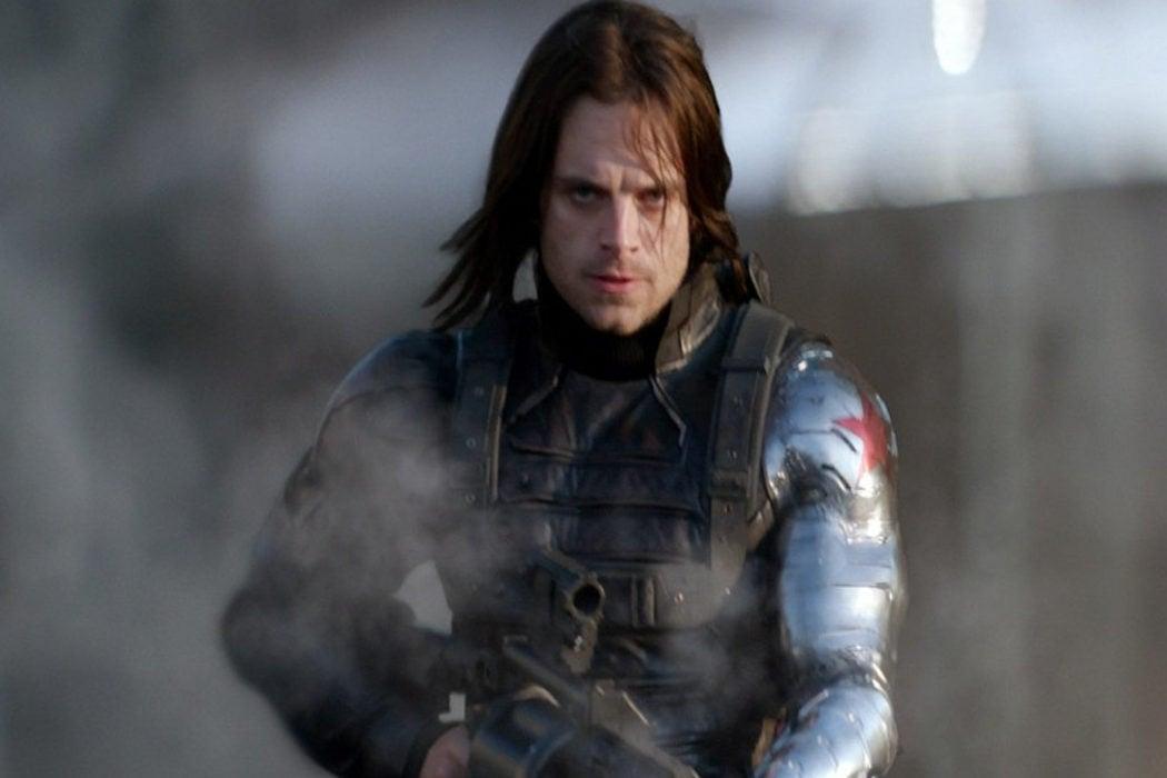 Bucky Barnes/Soldado de Invierno