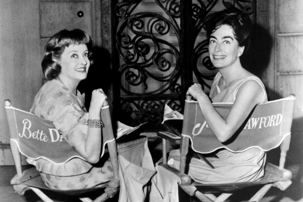 Bette Davis y Joan Crawford