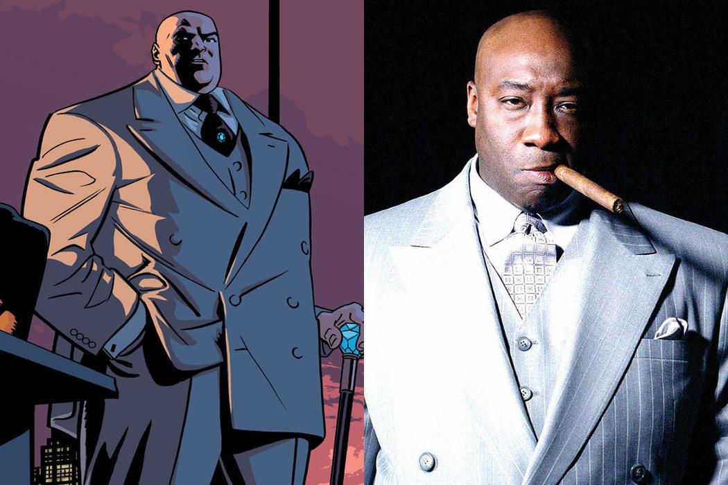 Kingpin en 'Daredevil'