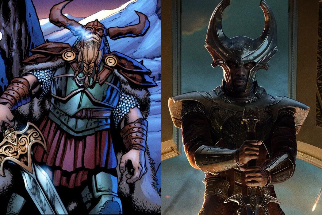 Heimdall en 'Thor'
