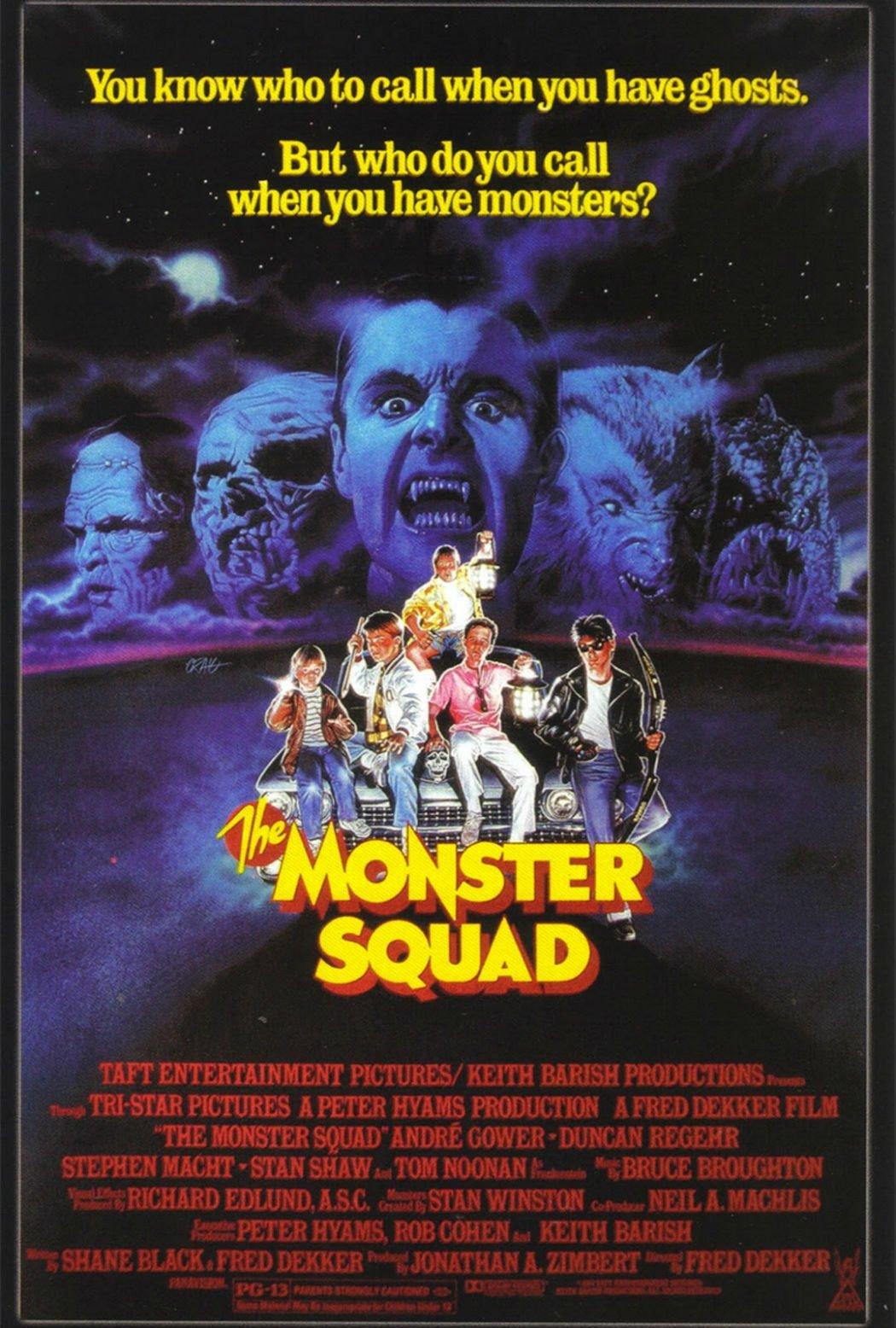 Una pandilla alucinante (1987)