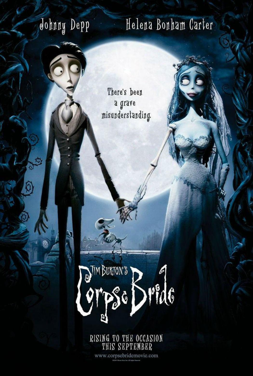 La novia cadáver (2005)