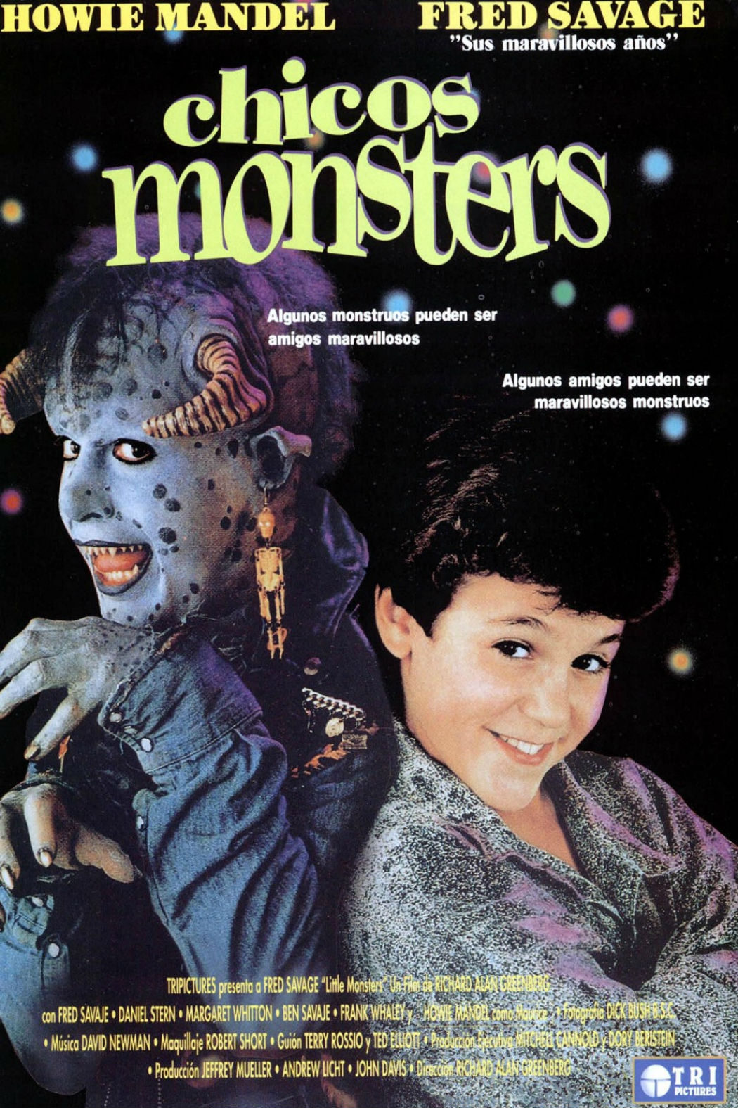 Chicos monsters (1989)