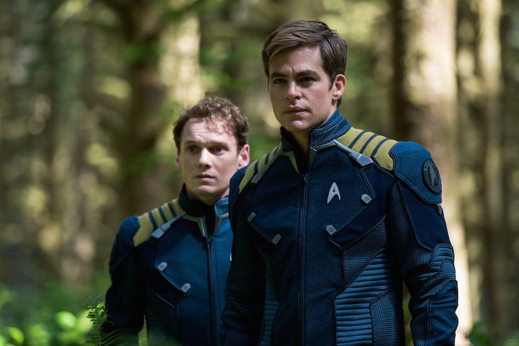 'Star Trek: Más allá'